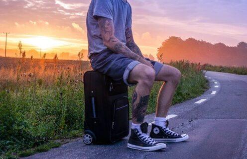 рюкзак походный туристический